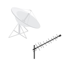 Antenas VHF / UHF