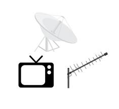 Antenas y Centrales TDT